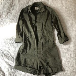 Vintage Army Coveralls from Nasty Gal